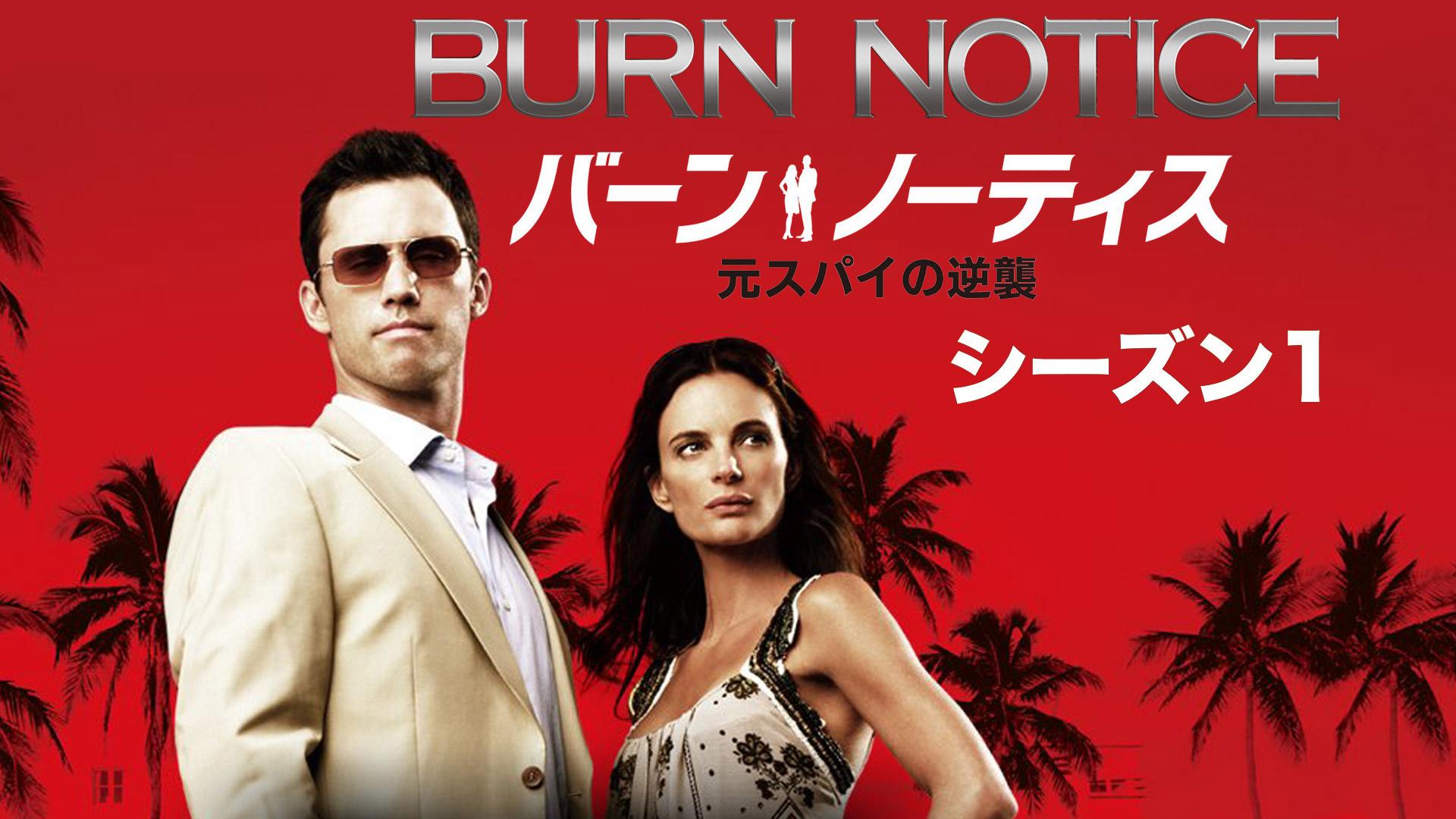 バーン・ノーティス 元スパイの逆襲 シーズン 1 (吹替版)