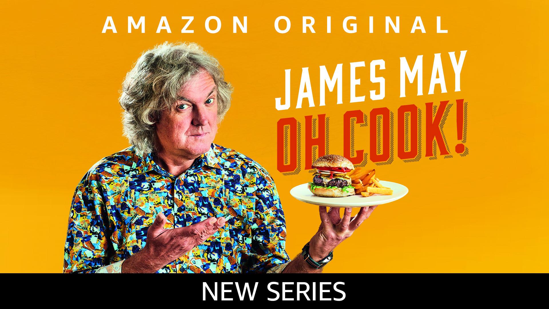 ジェームズ・メイの料理に挑戦-シーズン1