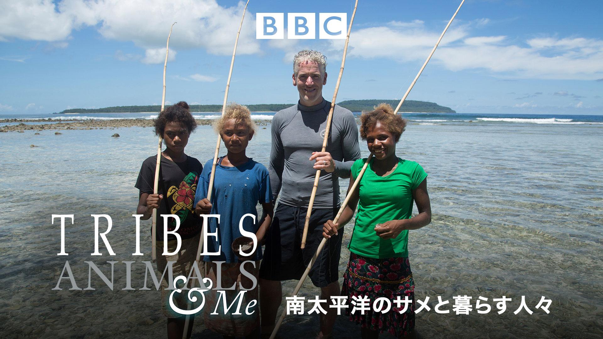 南太平洋のサメと暮らす人々(字幕版)