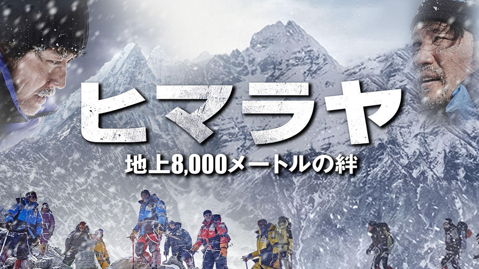 ヒマラヤ ~地上8,000メートルの絆~(字幕版)
