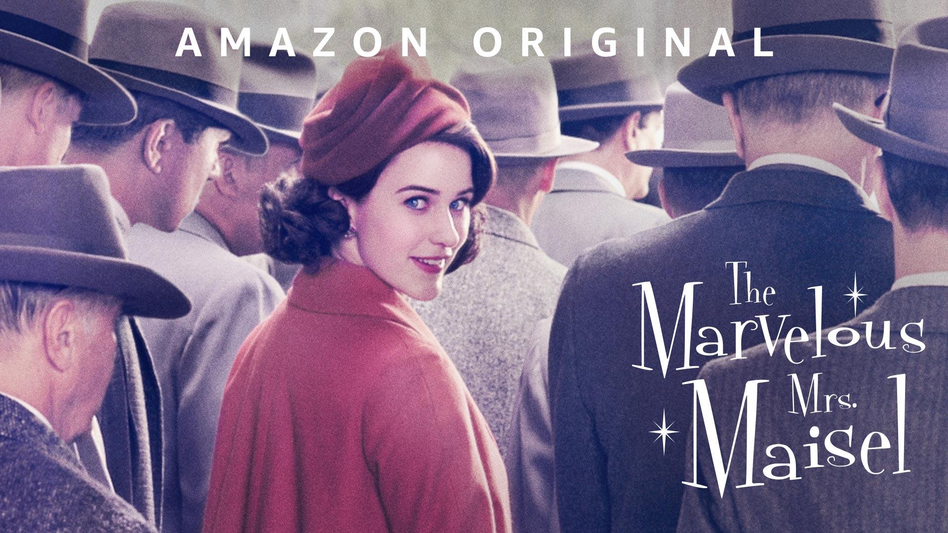 マーベラス・ミセス・メイゼル シーズン1