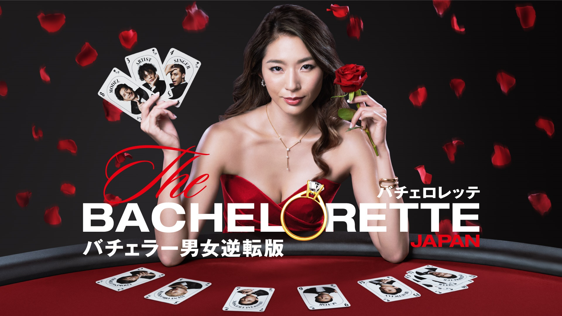 バチェロレッテ・ジャパン – シーズン1