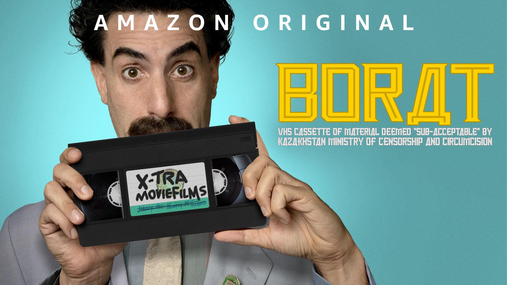 続々・ボラット カザフスタン検閲・割礼省にギリギリ容認された裏VHS映像集 - シーズン1