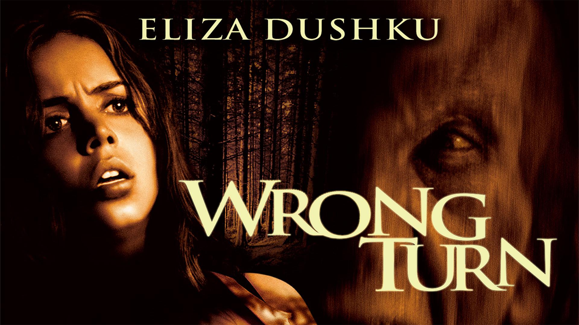 間違ったターン - Wrong Turn