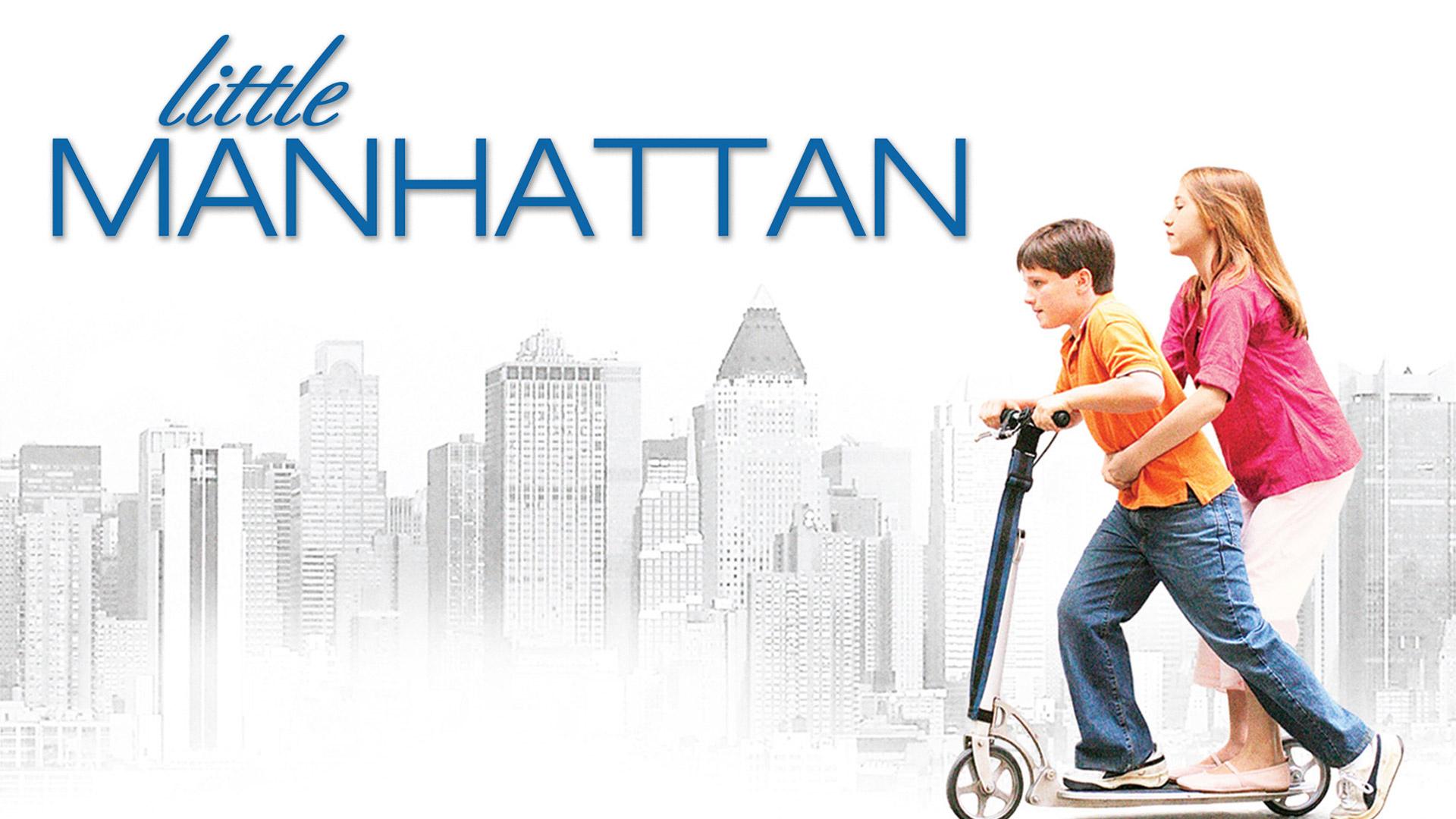 Little Manhattan (字幕版)