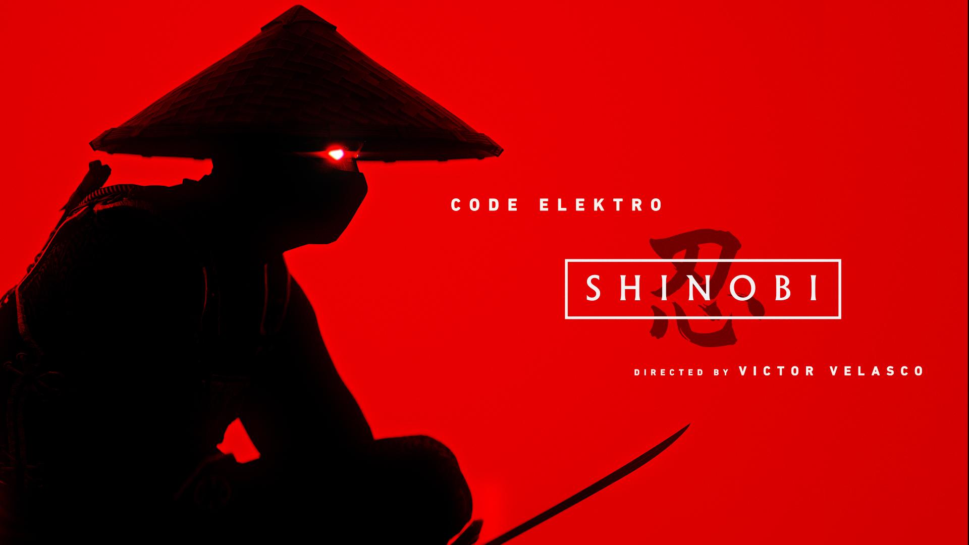 """Code Elektro's """"Shinobi"""""""