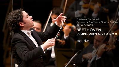 Beethoven, Symphonies No.7 & No.8 - Gustavo Dudamel - Palau de la Musica