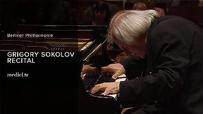 Grigory Sokolov recital - Schubert, Beethoven, Rameau and Brahms - Berliner Philharmonie