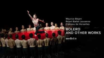 Bolero and other works, Maurice Béjart
