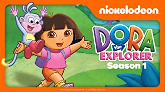 Dora the Explorer /ドーラといっしょに大冒険 (English version) Season 1