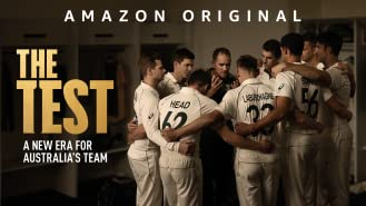 ザ・テスト ~クリケット オーストラリア代表の新時代~ シーズン1 (字幕版)
