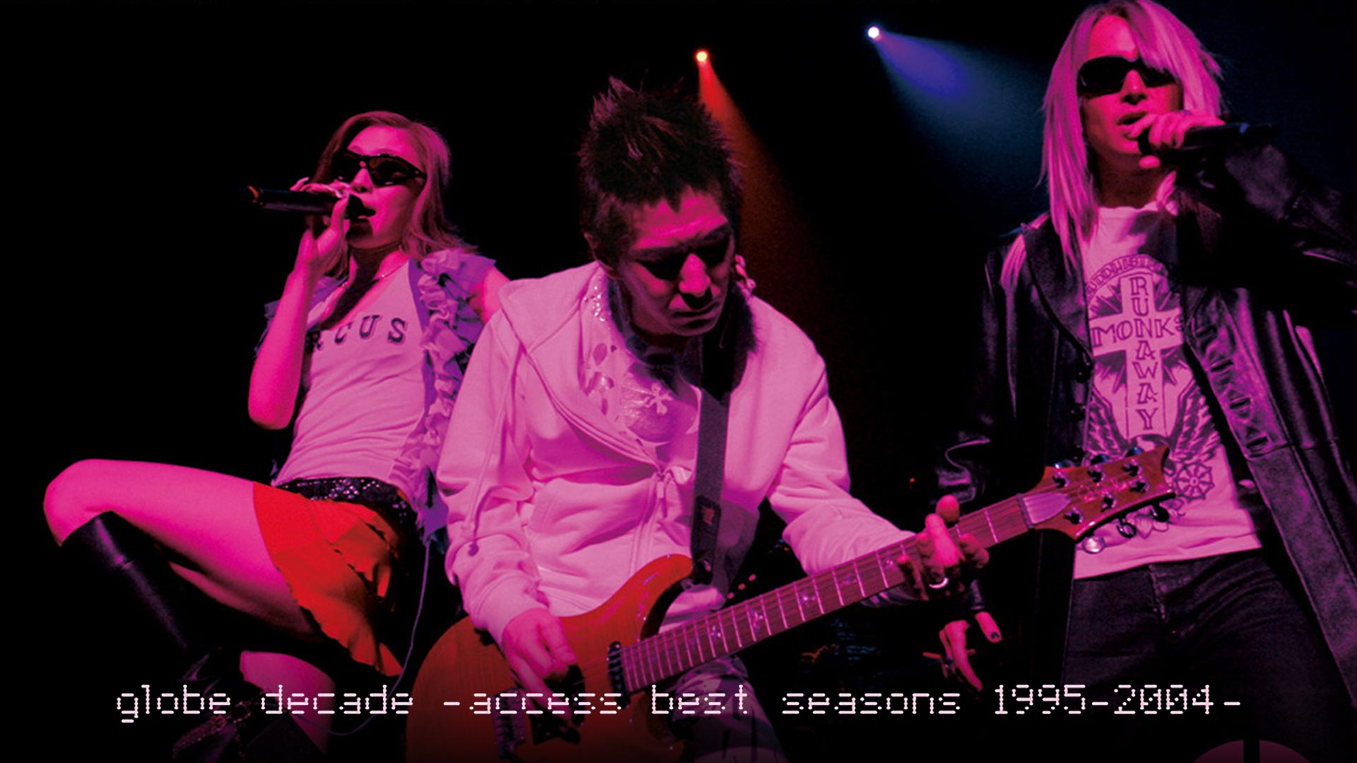 globe decade -access best seasons 1995-2004-