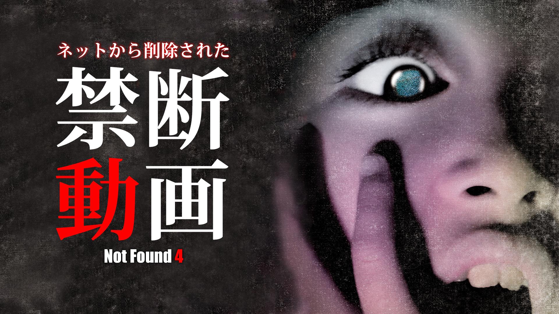 Not Found4 -ネットから削除された禁断動画-
