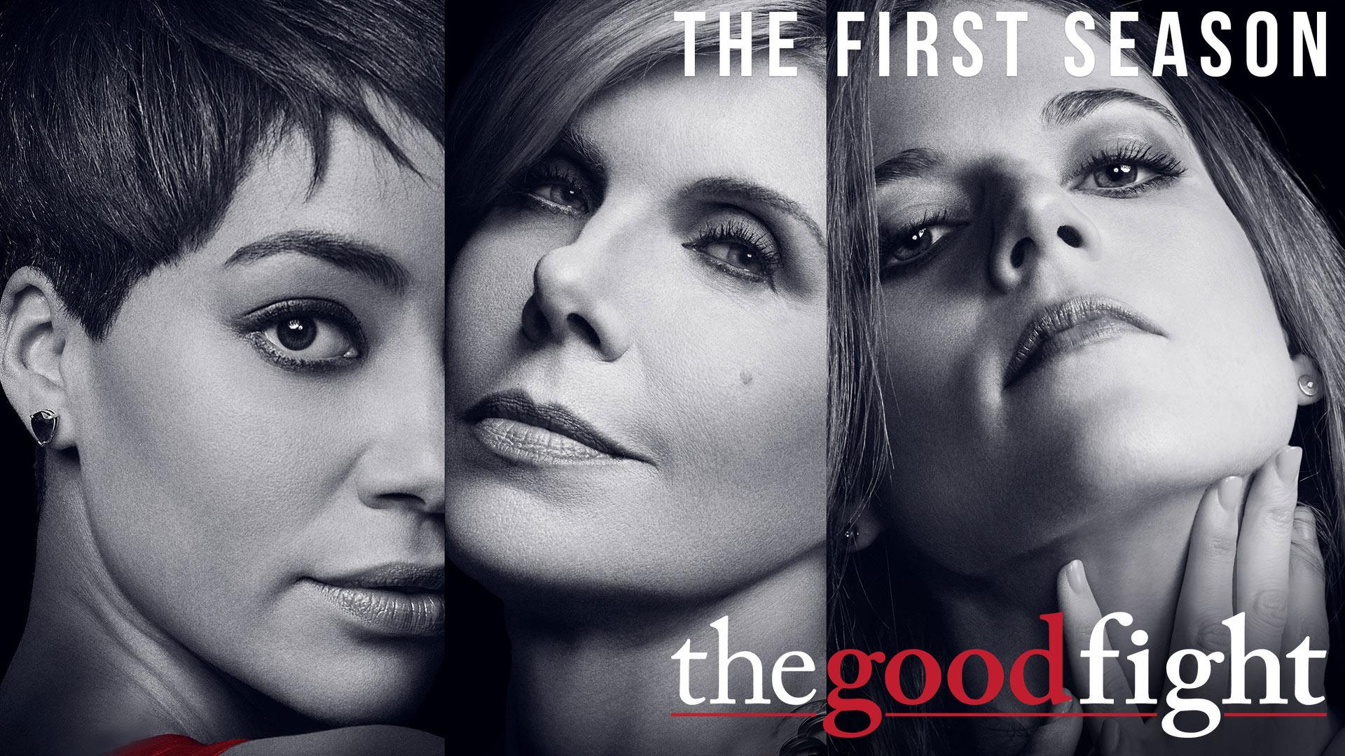 The Good Fight/ザ・グッド・ファイト シーズン1 (字幕版)