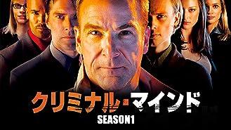 クリミナル・マインド/FBI vs. 異常犯罪 シーズン1 (字幕版)