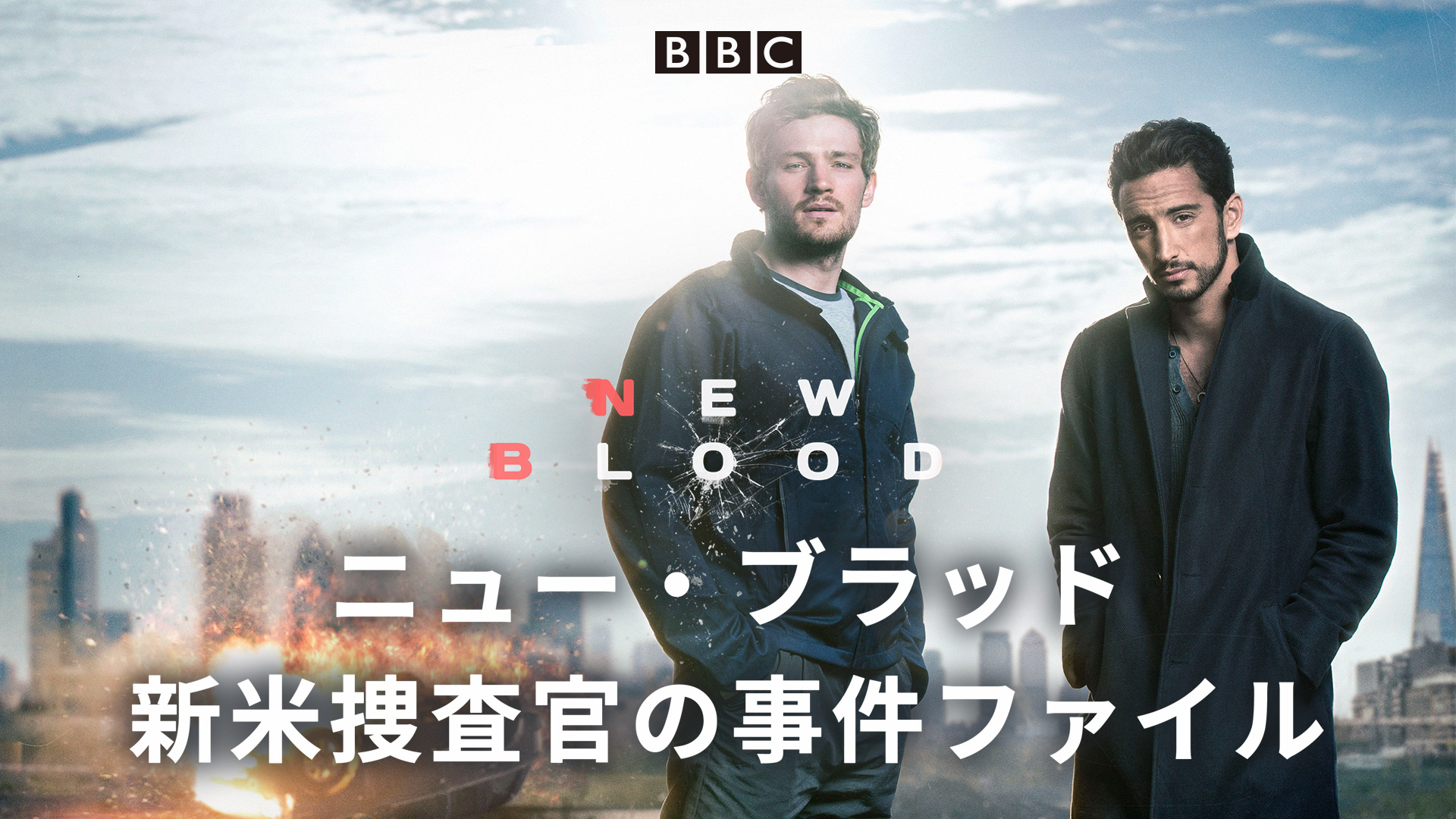 ニュー・ブラッド 新米捜査官の事件ファイル(字幕版)