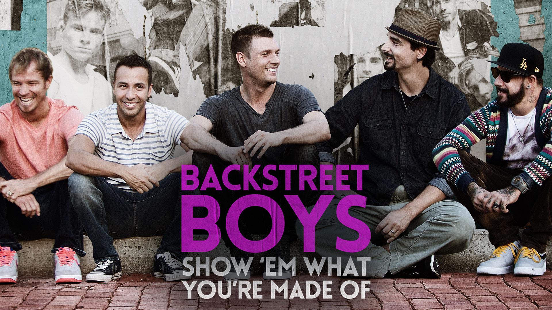 Backstreet Boys Snow 'em What You're Made of(字幕版)