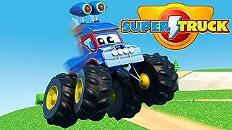 Super Truck - スーパートラックのカール