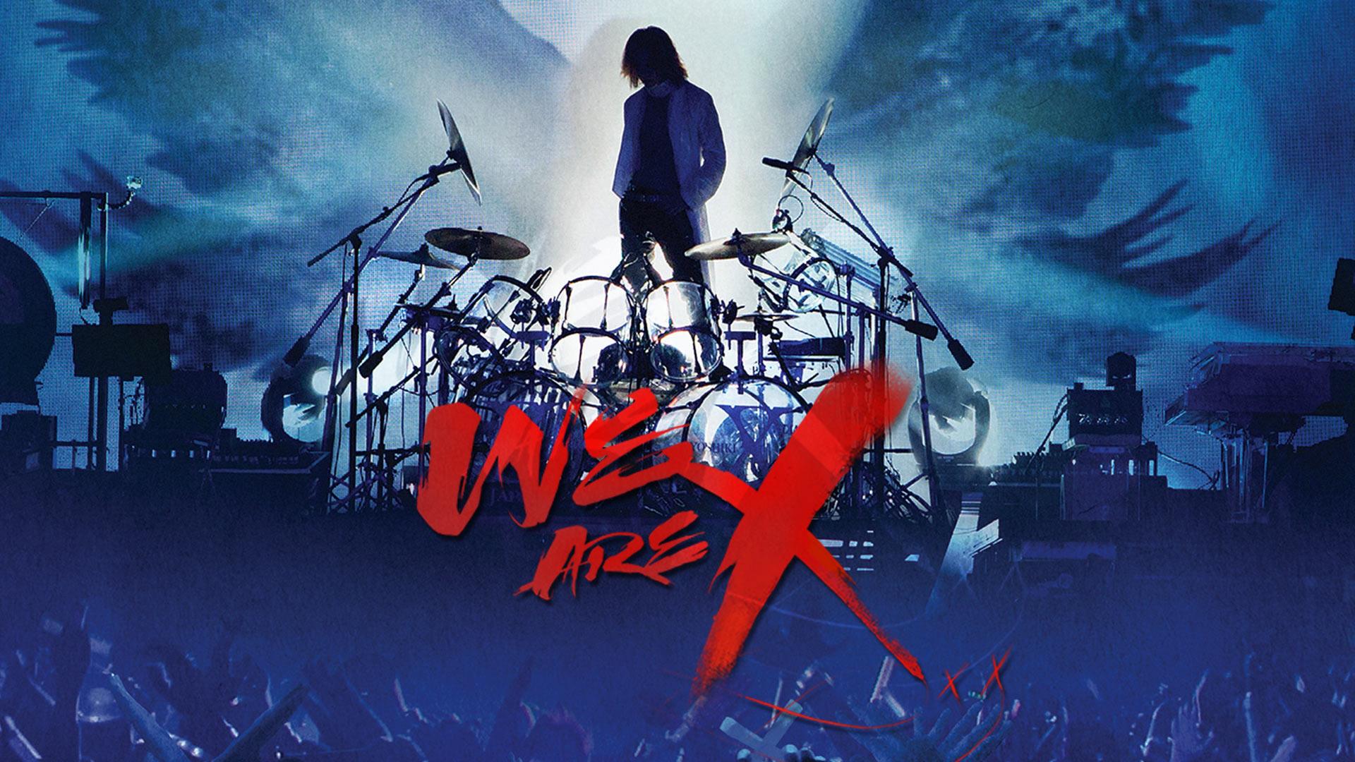 WE ARE X(字幕版)