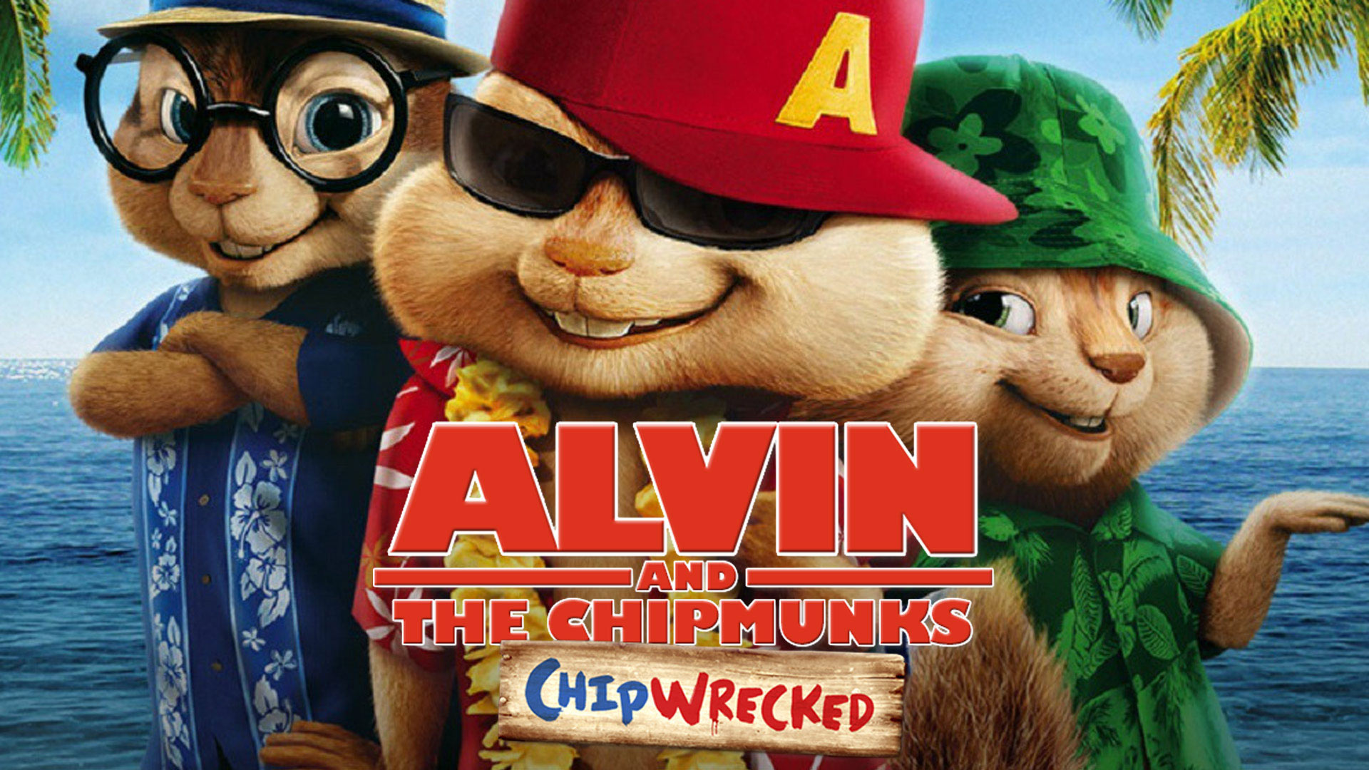 Alvin and the Chipmunks: Chipwrecked (字幕版)