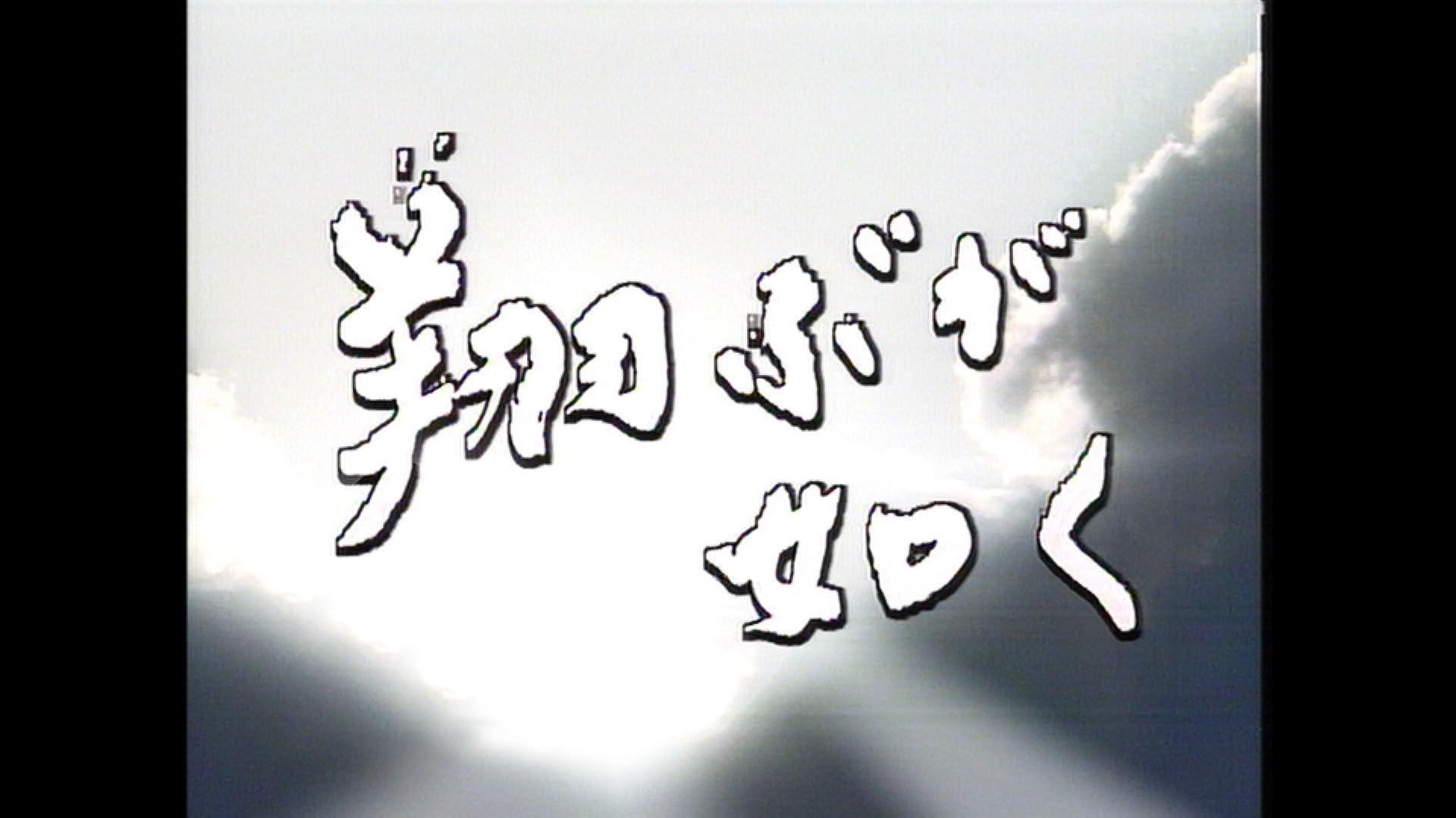 大河ドラマ 翔ぶが如く(NHKオンデマンド)