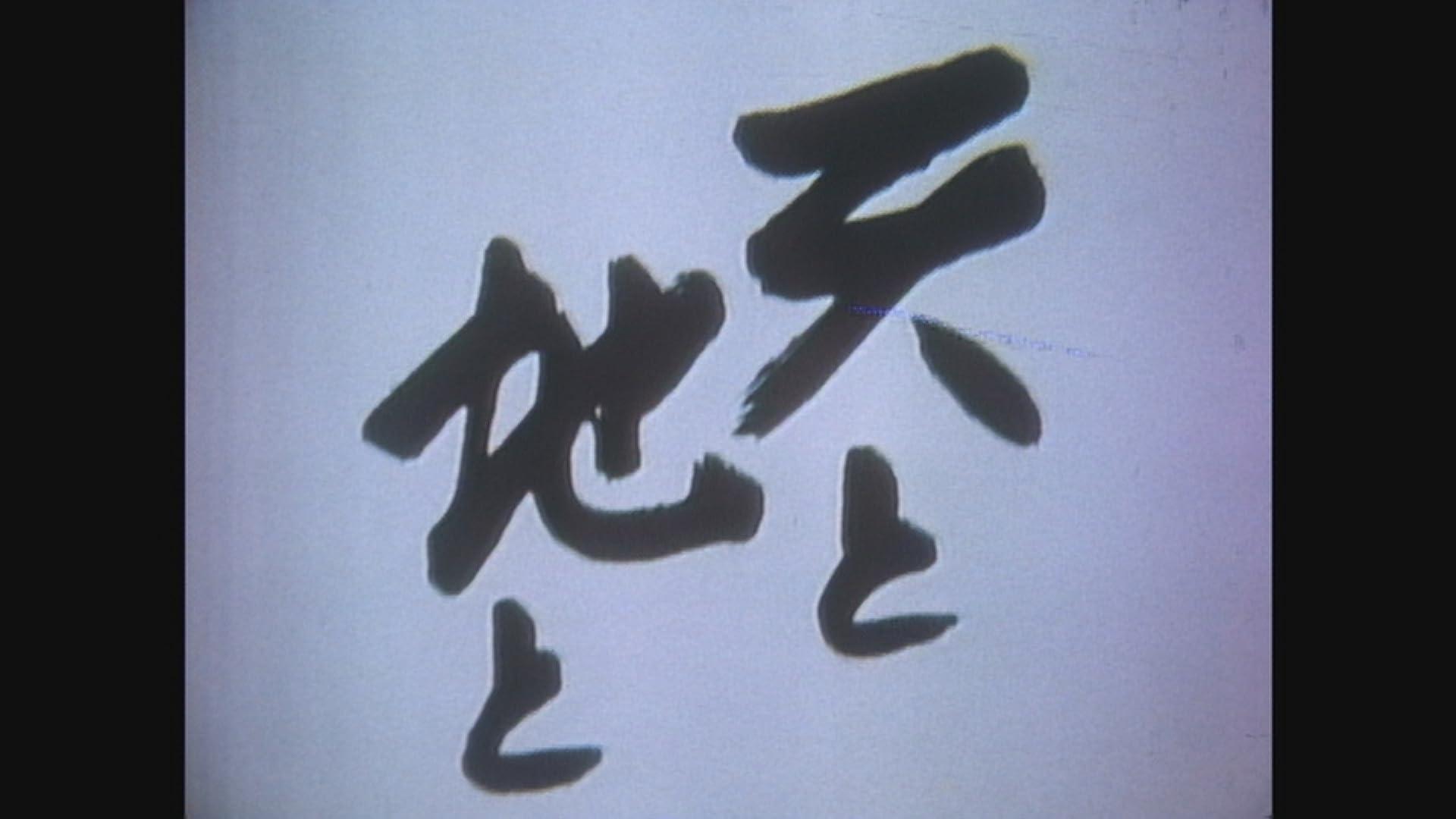 大河ドラマ 天と地と(NHKオンデマンド)