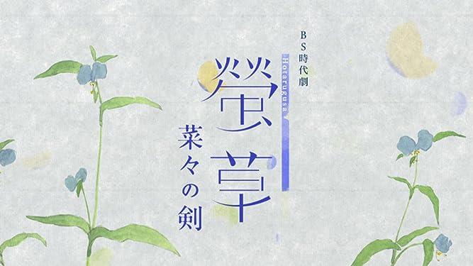 蛍草 菜々 の 剣 再 放送