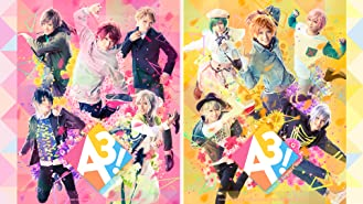 MANKAI STAGE『A3!』~SPRING & SUMMER 2018~(dアニメストア)