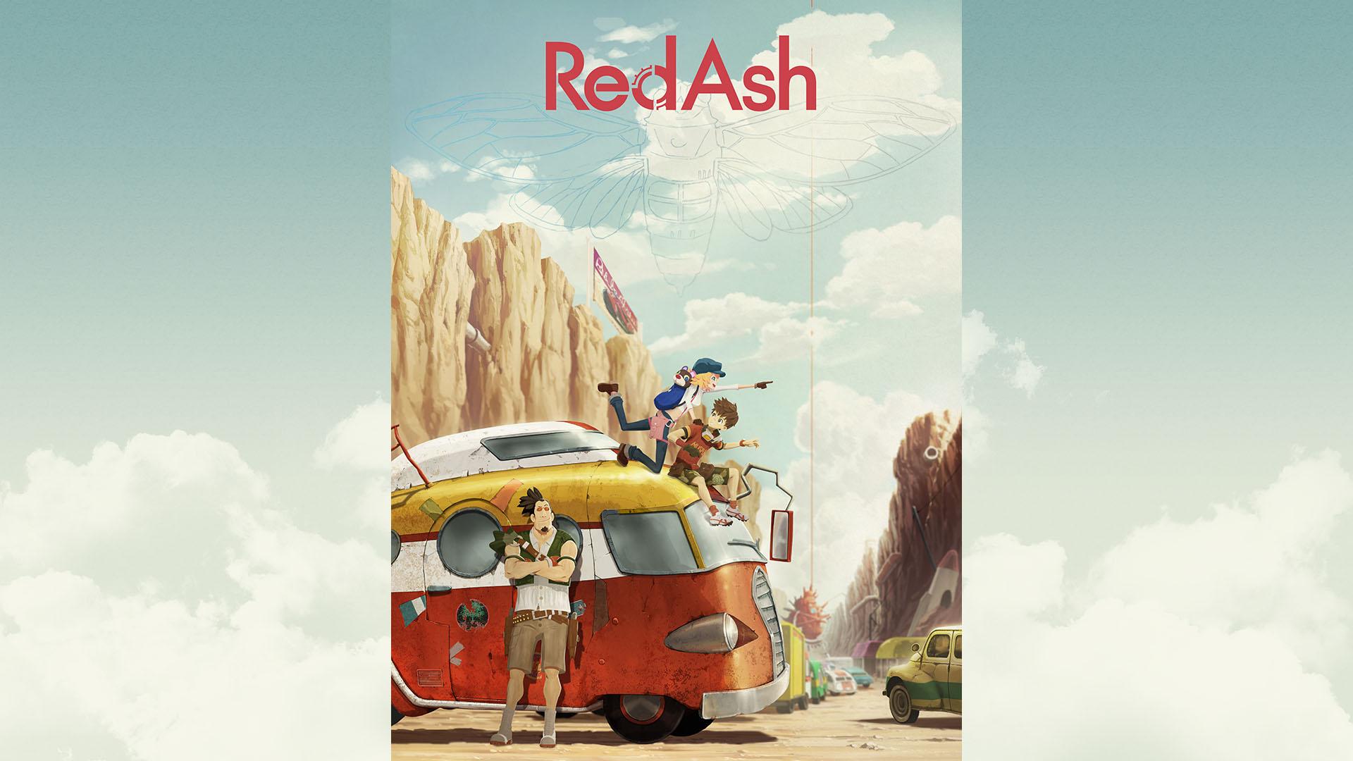 RedAsh(dアニメストア)