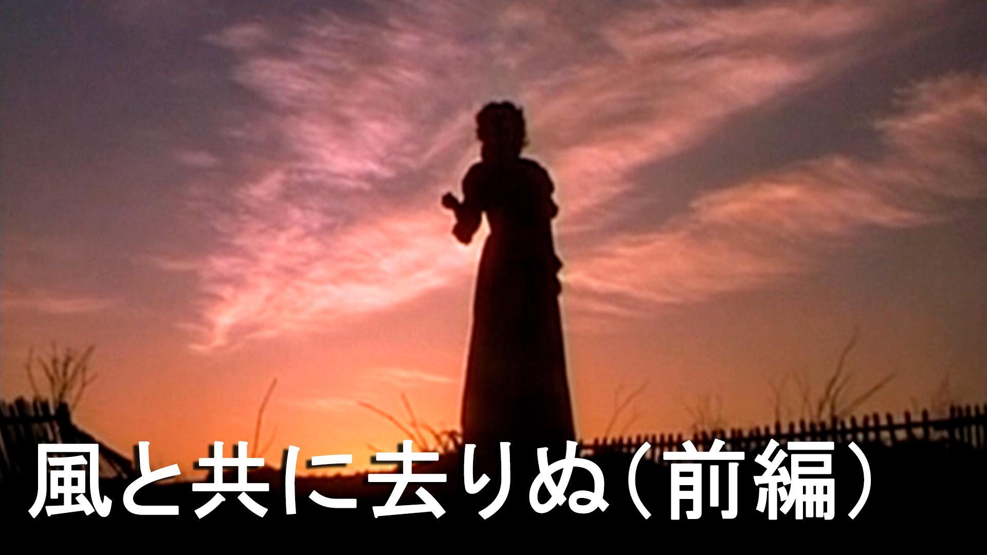 風と共に去りぬ (前編)(字幕版)