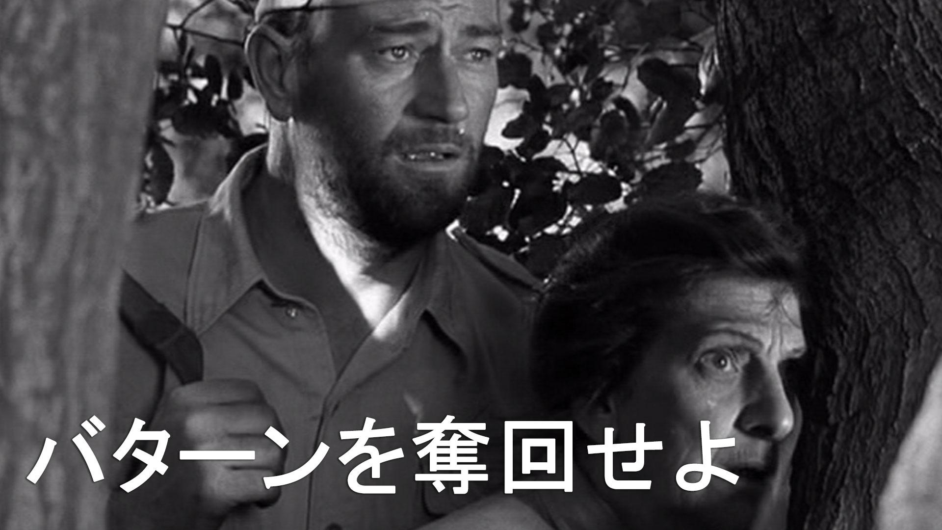 バターンを奪回せよ(字幕版)