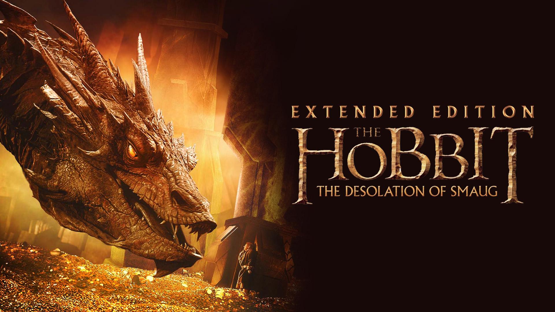 ホビット 竜に奪われた王国 エクステンデッド・エディション(特典映像付)(字幕版)