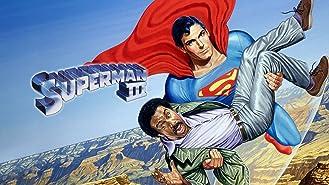 スーパーマンⅢ 電子の要塞(字幕版)