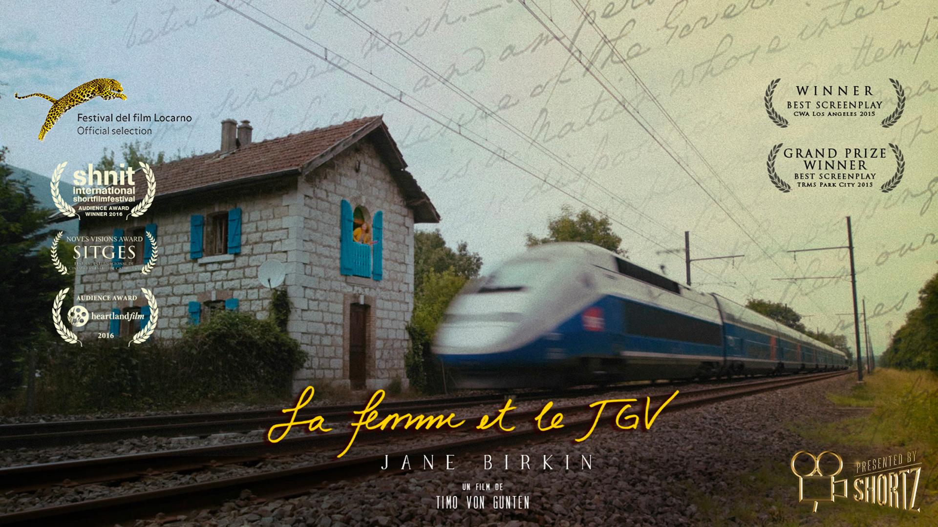 彼女とTGV (La Femme et le TGV) - Presented by Shortz
